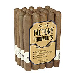 FACTORY THROW-OUTS